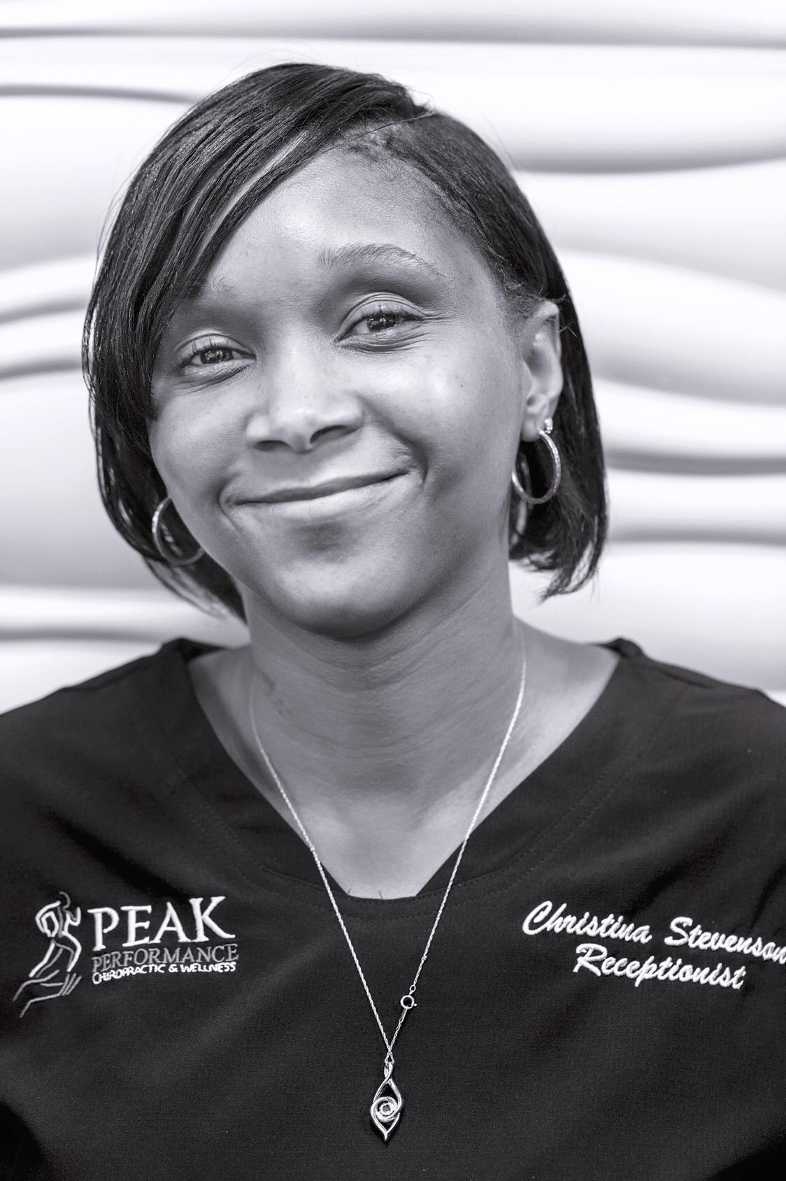 Peak Performance Chiropractic - Christina Stevenson